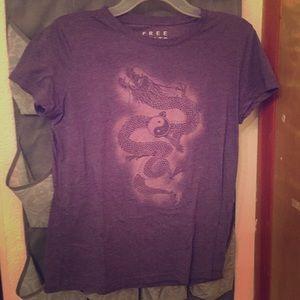 Aeropostal T-shirt dragon xl